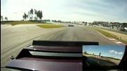 Бмв E30 700 коня полудява на пистата!