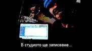 Харабия Рекардс - в Студиото - видео