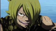 Fairy Tail [AMV] - Natsu vs. Jackal - Full fight_HD