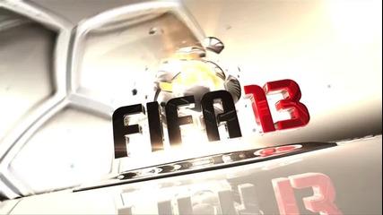 Fifa 13 Нововъведенията в тренировките