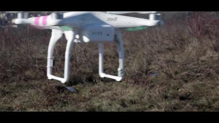Дрон Phantom 2 - тестов полет с photocamera.bg
