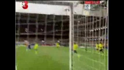 (победата на Барселона срещу Челси и двата гола)chelsea 1 - 1 Barcelona All Goals 02 - 05 - 2009