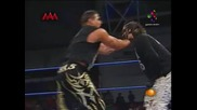 El Mesias, Lider & Zorro vs. Damian 666, Perro Aguayo & Halloween (2011)