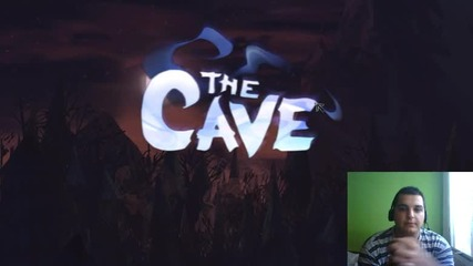 Да поиграем: The Cave - еп 01 (The Campfire + The Gift Shop)