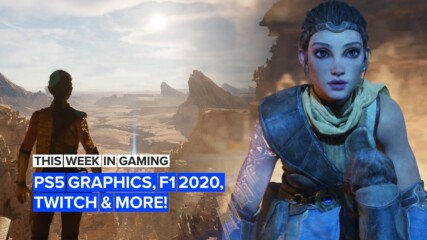 This Week in Gaming: PS5 graphics, F1 2020, Twitch and more!