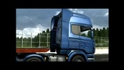 Euro Truck Simulator 2 Gameplay Hd (2011)