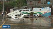 """ТАЙФУНЪТ """"МАРИЯ"""": Транспортен хаос в Китай след удара на бурята"""