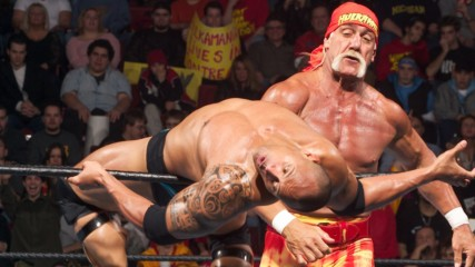 The Rock vs. Hollywood Hogan: No Way Out 2003