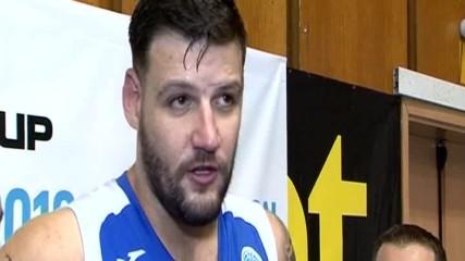 Деян Иванов: Победата можеше да е малко по-голяма