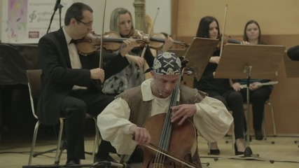 "Приказки за Виолончело - Луиджи Бокерини ""Менует из Струнен квартет"""