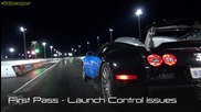 Bugatti Veyron vs Nissan Gtr - 1/4 миля