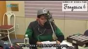 [eng Sub] 140222 B.a.p- Sukira Kiss The Radio