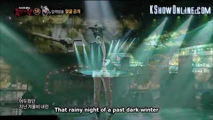 [eng subs] King of Mask Singer E11 [150614]