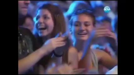 лудото изпълнение - X Factor България 15.09.11