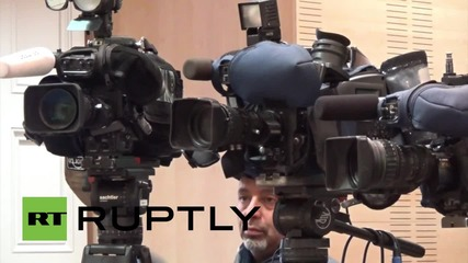 Spain: FM Steinmeier urges Russia and US to join together to defeat ISIS