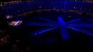 Церемония По Закриването На Олимпийските Игри Лондон 2012 - Монти Пайтън Ерик Айдъл