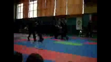 Wing Chun Xuangui - Демонстрация