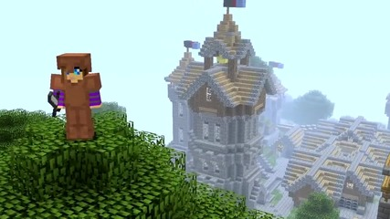 Minecraft - Make A Cake