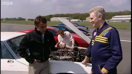 Nitrous oxide Jaguar Xjs - Top Gear - Bbc