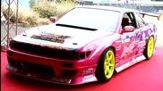 Тунинг Изложение - Оргазъм за ушите Nissan Silvia S13