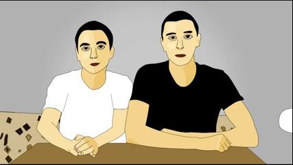 5 Начина да се самоубиеш - Анимация *смях*