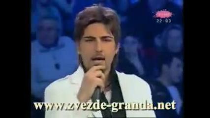 Saša Kapor - Kosa do ramena - Zvezde Granda 2008-2009 - RTV Pink