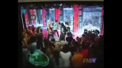 Brokencyde On Trl Freaxx