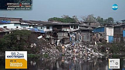 ЗА ПО-ЧИСТА ИНДИЯ: Доброволци помагат в събирането на тоновете боклук