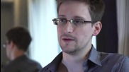 Nsa whistleblower Edward Snowden 'i don't want to live in a society that does these sort of things'