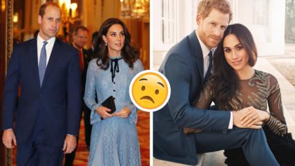 Тих скандал разкъсва кралското семейство: Уилям и Хари не си говорят!