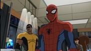 Ultimate Spider-man: Web-warriors - 3x17 - Burrito Run