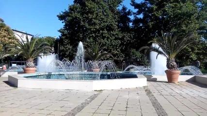 Варна, фонтаните2