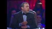 Dancing Stars - Албена Денкова и Калоян джаз (13.05.2014г.)