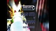 Manchester Utd - Fulham 3-2 (2012)