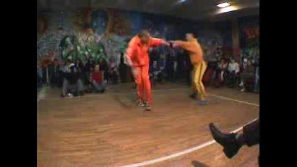 Freestyle Battle Part 1 !