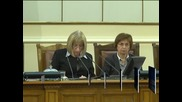 Парламентът почете с едноминутно мълчание паметта на патриарх Максим