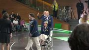 Russia: Russian Paralympic Games open in Moscow
