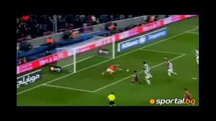 Lionel Messi - Голове и финтове 2011 [ Н О В О ]