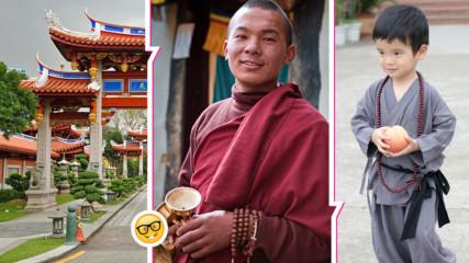 Как да останем млади: съветите на един монах от Шаолин