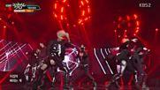 192.0617-8 Exo - Monster, Music Bank E841 (170616)