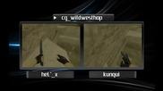 hel^ x vs kunqui - cg wildwesthop