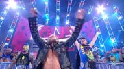 Edge & Rey Mysterio prepare Dominik for his first match in front of a live audience