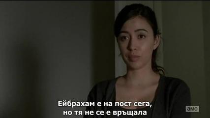 (бг субс) Живите мъртви сезон 5 епизод 15