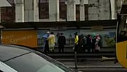 Четирима загинали, включително и деца при пожар в руски мол