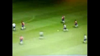 Walcott Goal Pes09