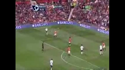 17.10 Manchester United 2:1 Bolton ( Taylor Goal )