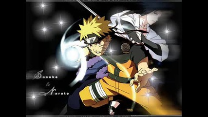 Naruto And Sasuke The Best Friends Forever