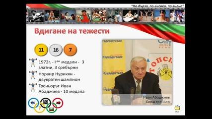 Олимпийските игри до 20 век
