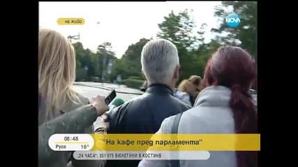 Сидеров обвини медиите в провокация!