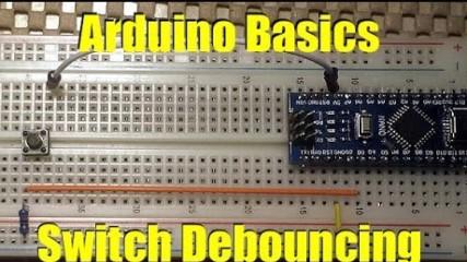 How to debounce a button for Arduino